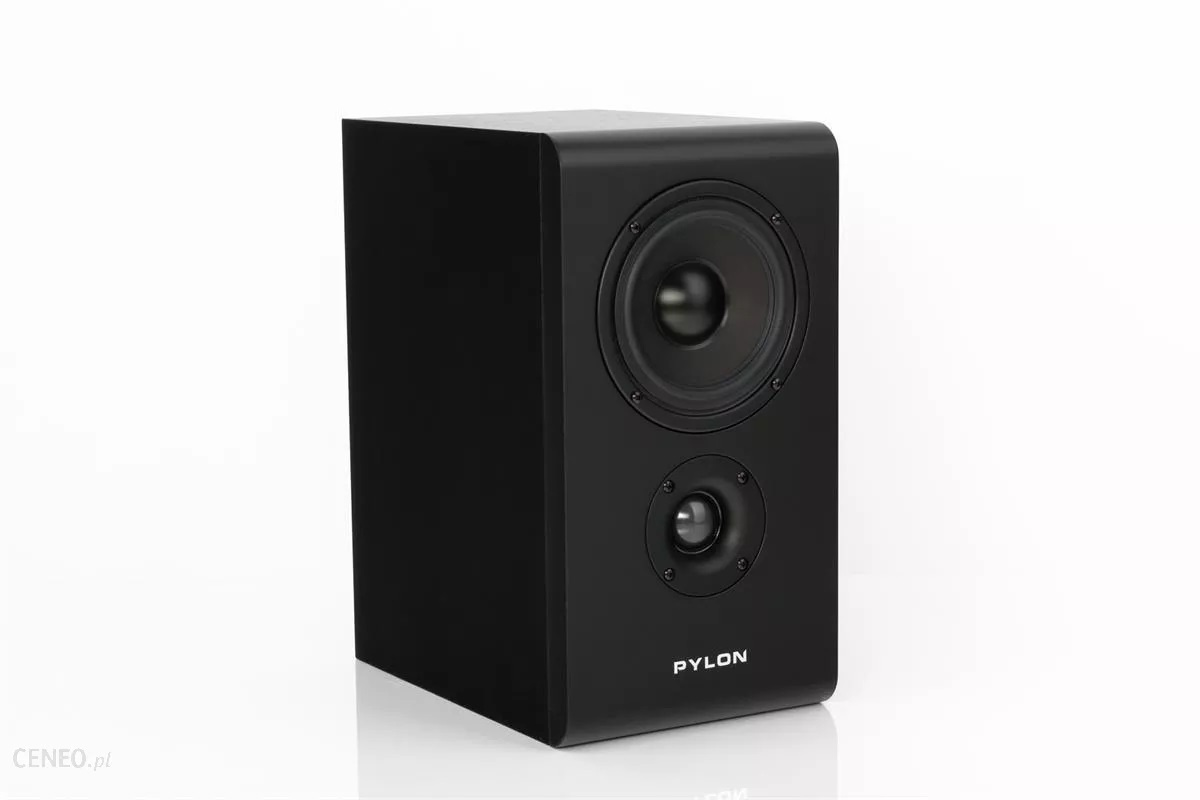 loa pylon audio opal sat black
