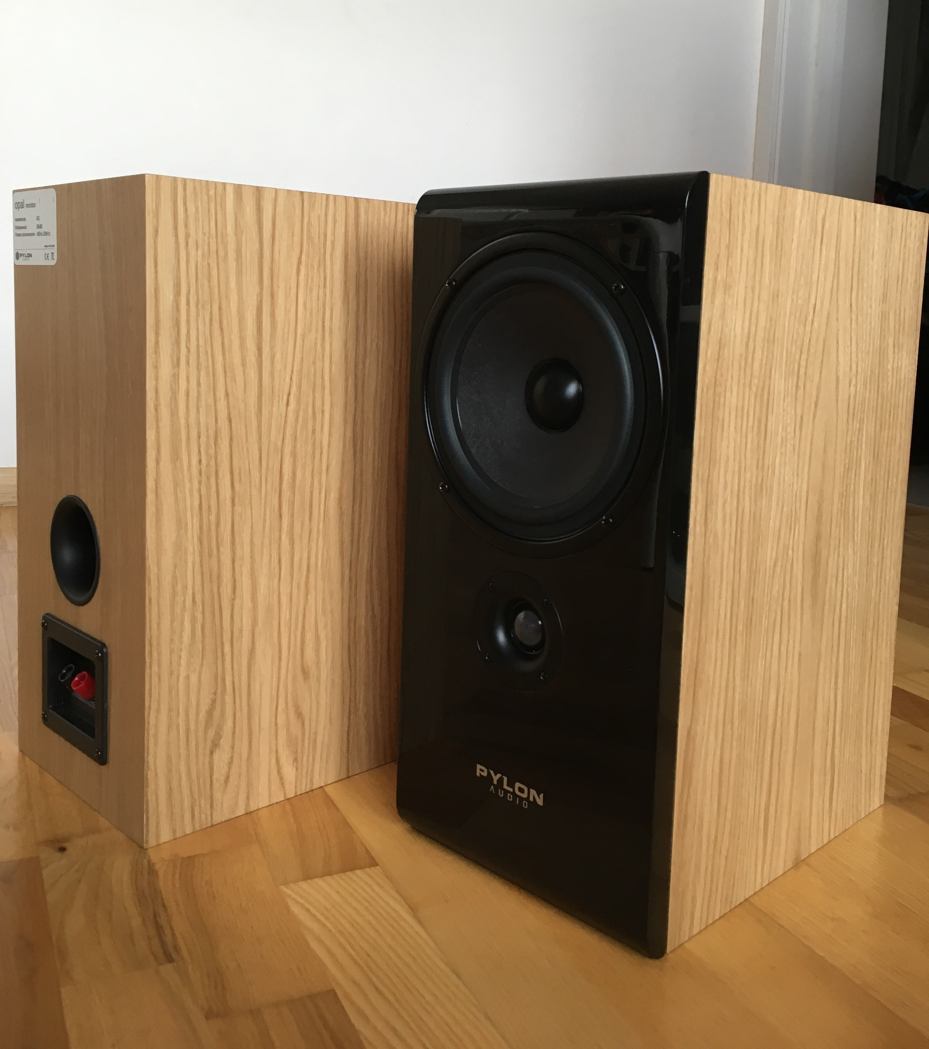 loa pylon audio opal sat hay