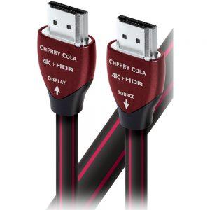 Giải pháp kết nối xa hoàn hảo với dây tín hiệu AudioQuest HDMI Active Cherry Cola