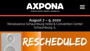 Triển lãm Axpona lùi ngày tổ chức do lo ngại nCovid-19
