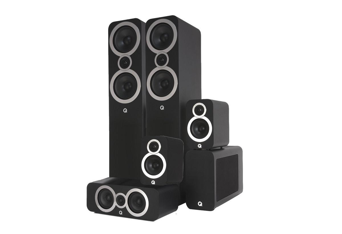 he thong Q Acoustics 3050i 5.1 Cinema Pack