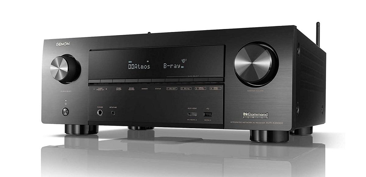 power ampli Denon AVR-X3600H
