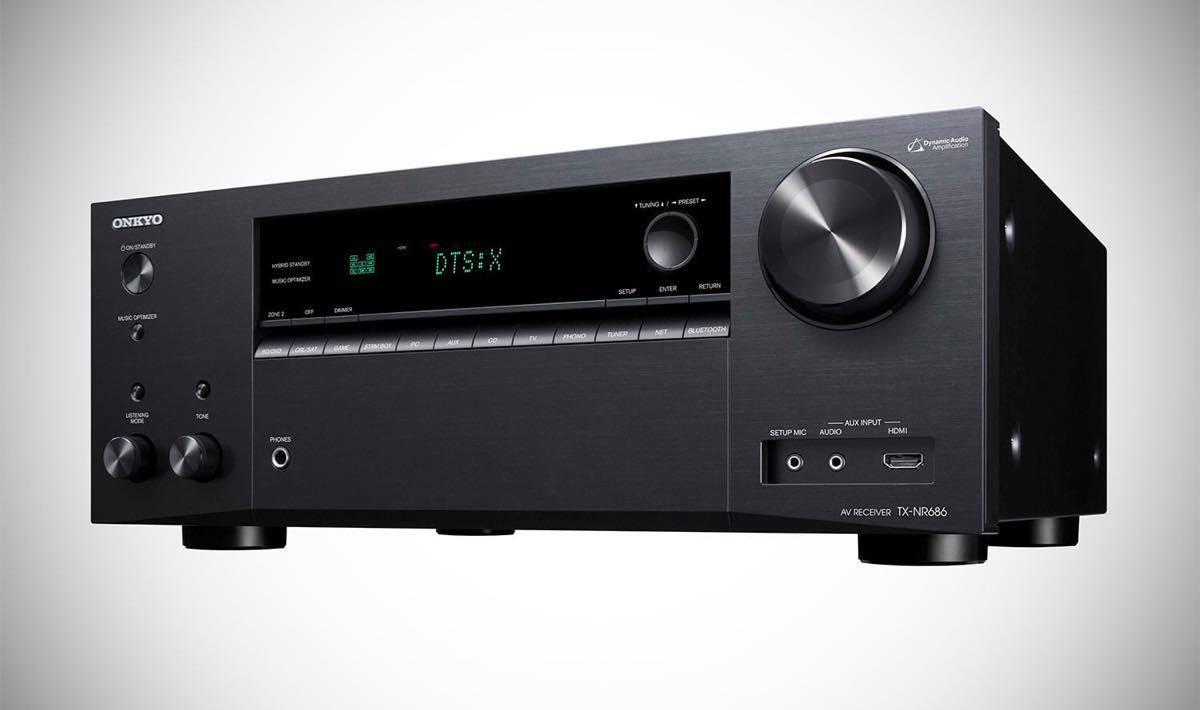 power ampli Onkyo TX-NR686
