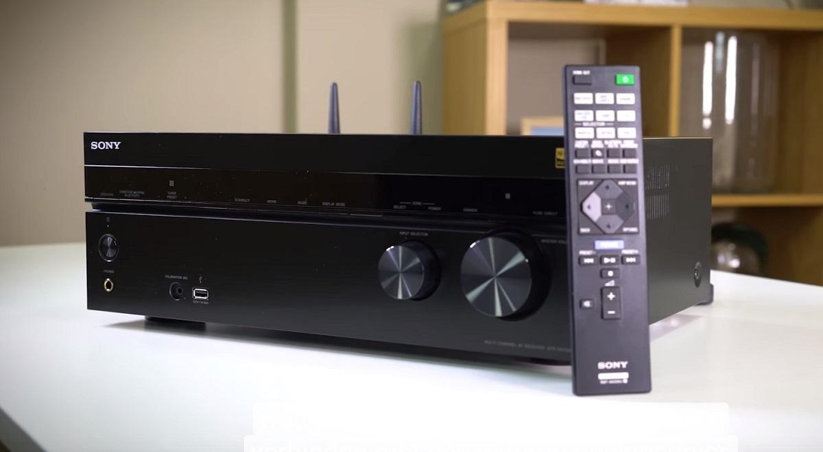 power ampli Sony STR-DN1080