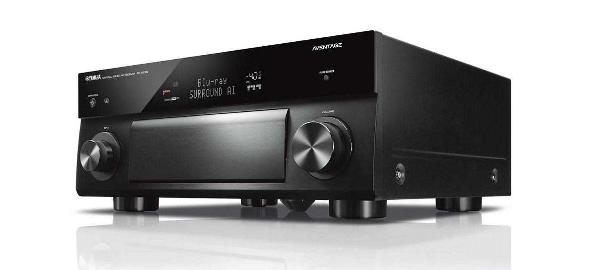 power ampli Yamaha RX-A1080
