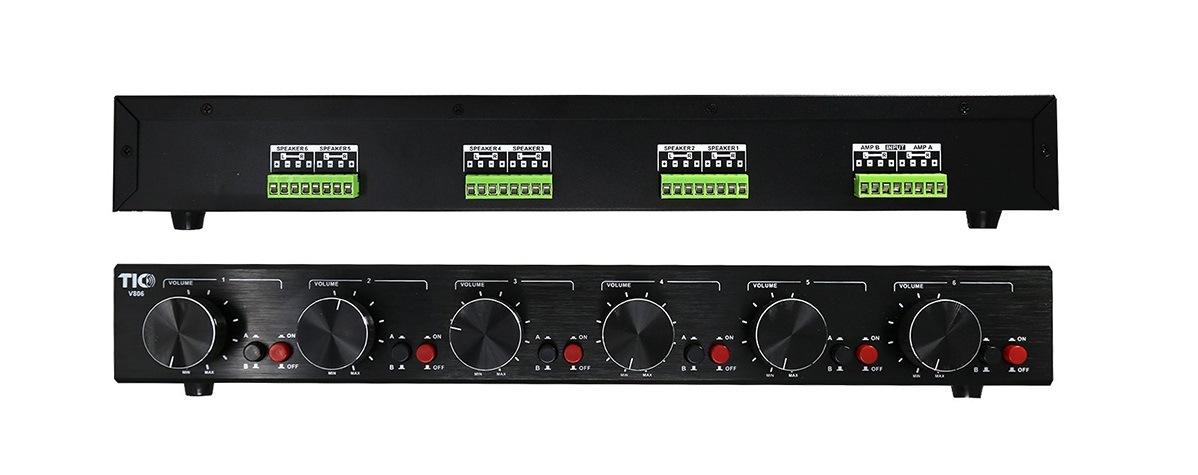 Ampli TIC V806 mat