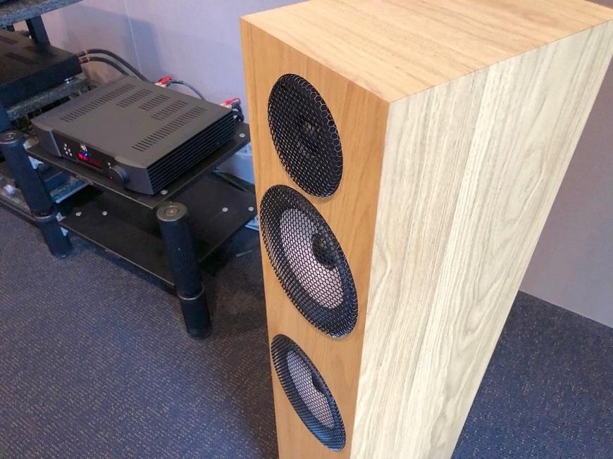Loa Pylon Audio Ruby 25 MK.II 4