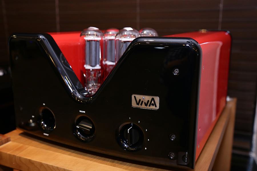 ampli Viva Audio Solista MKII