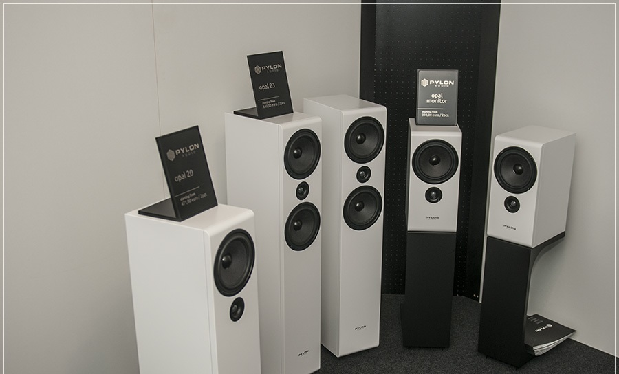 loa pylon audio opal 23 4