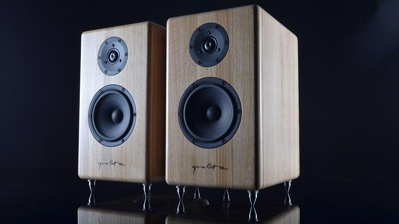 loa Audio Hungary Q40S