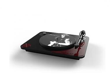 Alpha 100 RIAA BT Johnny truoc