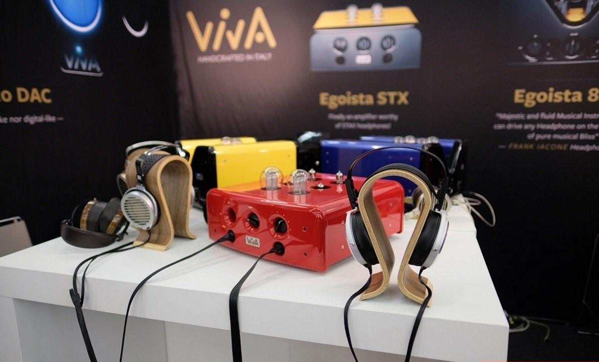 Ampli Viva Audio Egoista STX tot