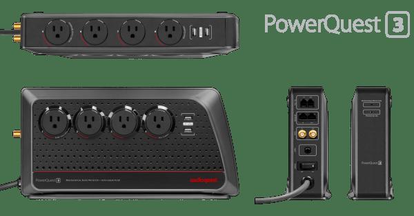 AudioQuest PowerQuest3 bo