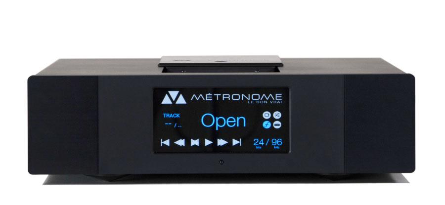 CD Transport Metronome tAQWO