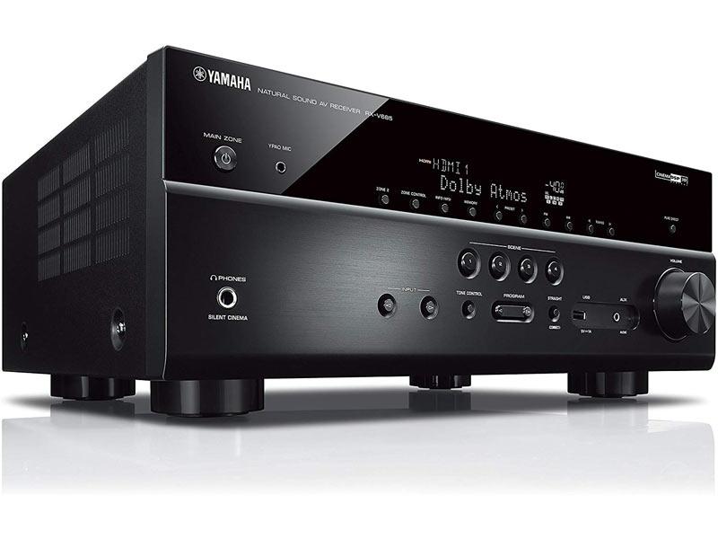ampli Yamaha RX V685 can