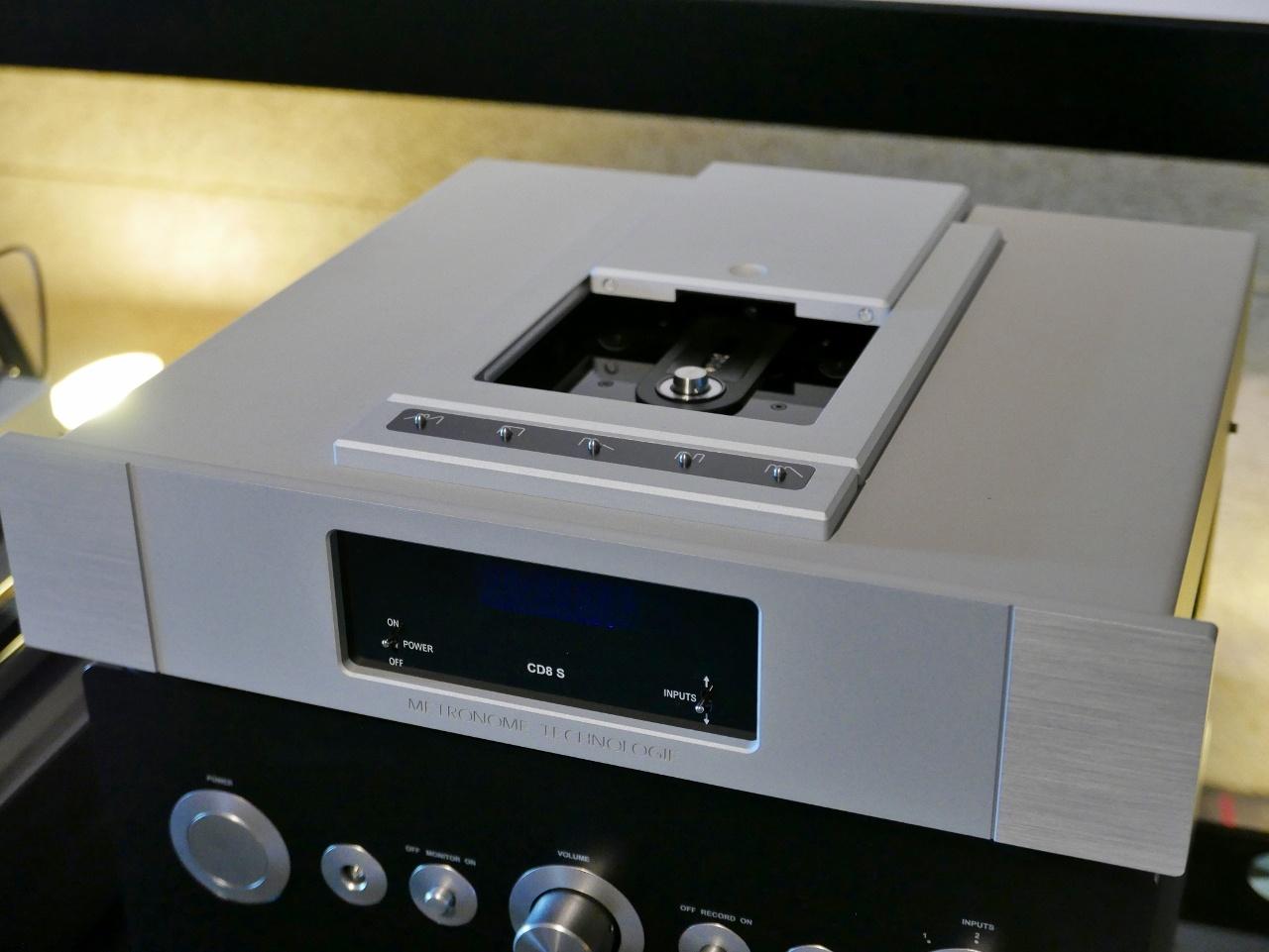 dau CD Metronome CD8S dep