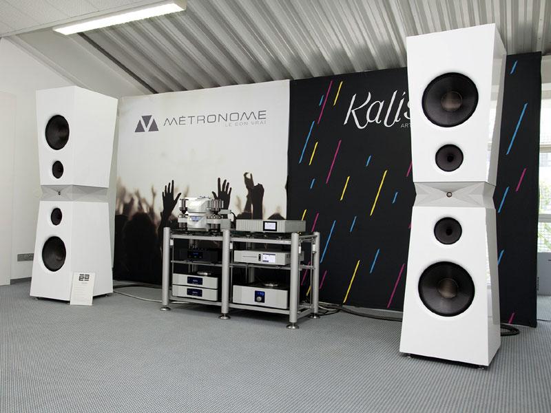 loa Metronome Technologie Kalista EA dep