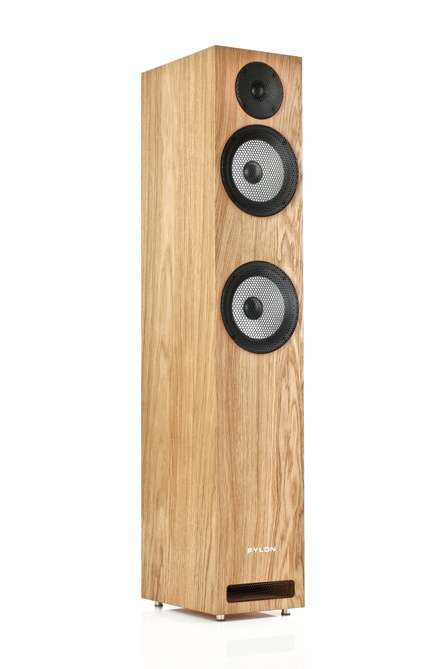 loa Pylon Audio Ruby 25 truoc