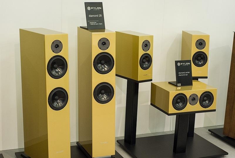 loa pylon audio diamond center dep