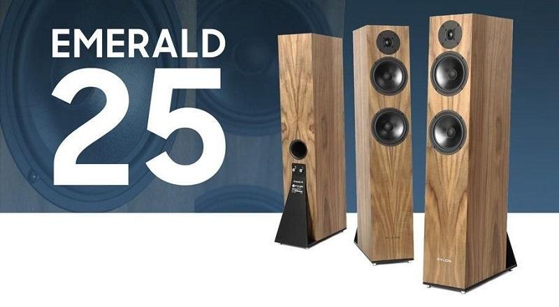 loa pylon audio emerald 25 bo