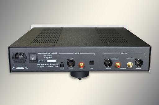 DAC Metronome C6+ sau