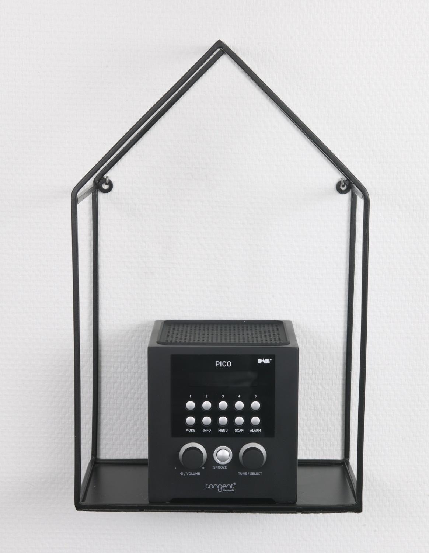 Radio Tangent PICO DACMATT black