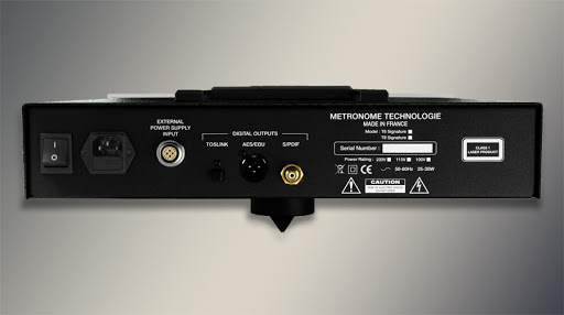 dau CD Transport Metronome T6 sau